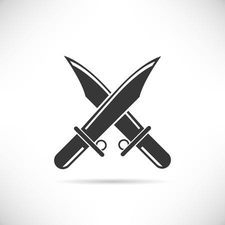 buckler: swords Illustration