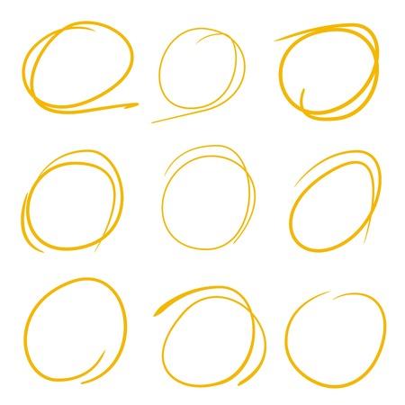 lege cirkel markers