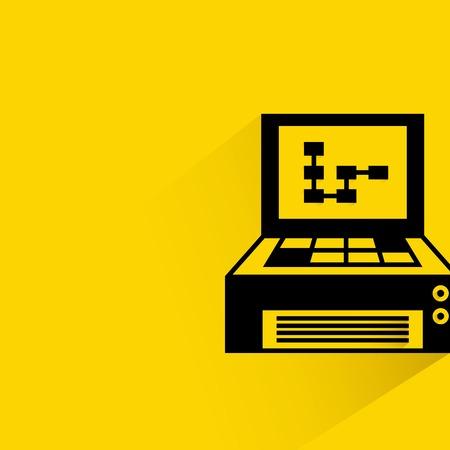 compute: computer, machine