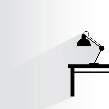 reading lamp: table lamp