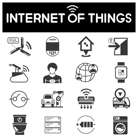 enveloped: internet of things