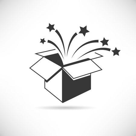 gift box Vettoriali