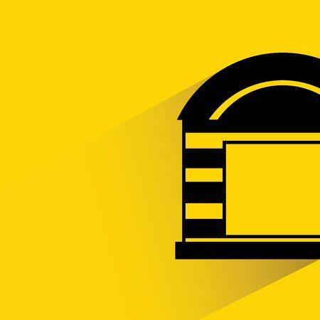 storage box: warehouse