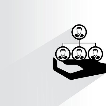 allocate: organization chart