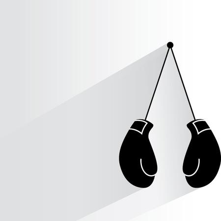 glove: boxing gloves