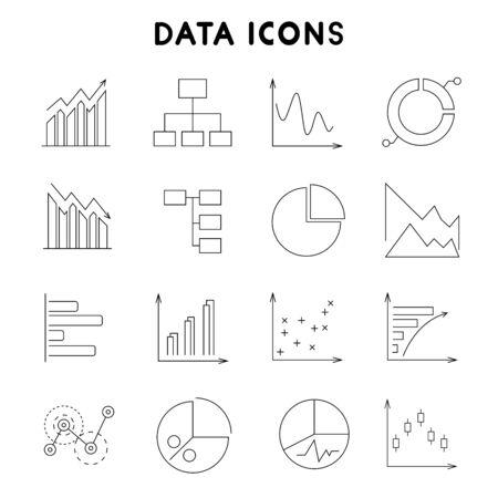 compute: data icons