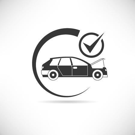 Sprawdzanie samochodu
