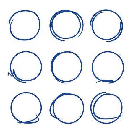 zeichnen: Highlight Marker Kreisform