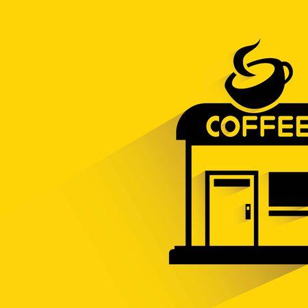 barista: coffee shop Illustration