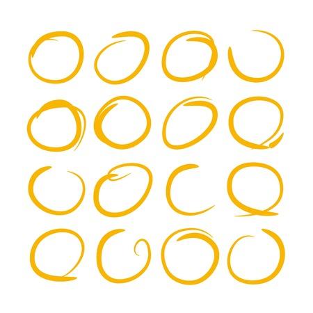 circl: marker circle set