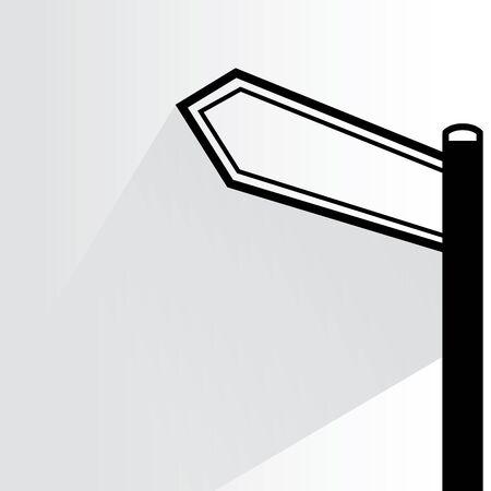 signage: signage Illustration