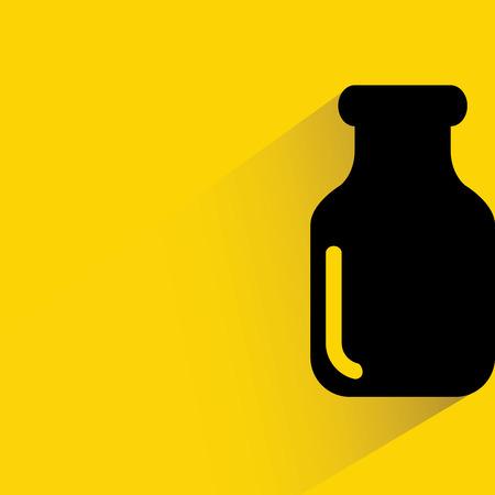 proteins: milk bottle