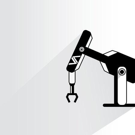 light duty: industrial robot