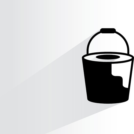 pail tank: bucket