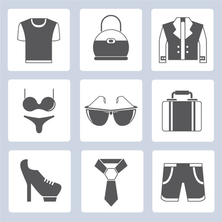 business shirts: clothes icons