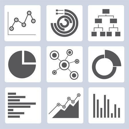estimation: data icons