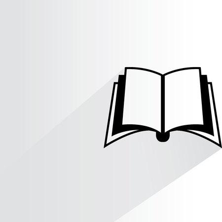 treatise: open book Illustration