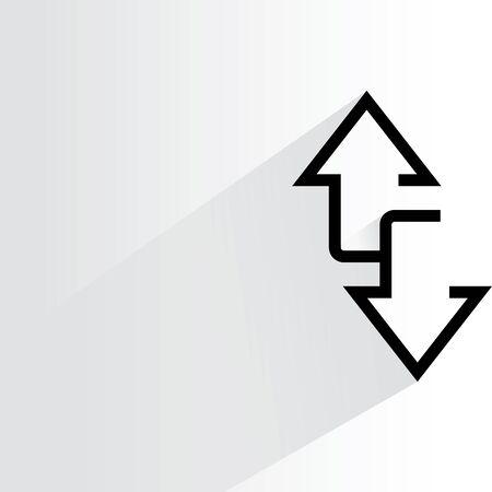 two way: arrows, two way arrows