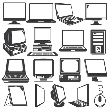 tablet: computer icons