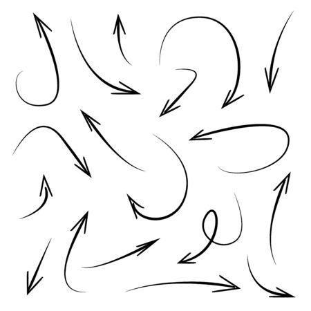 sketch: sketch arrows