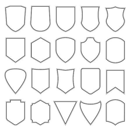 icone dello schermo Vettoriali