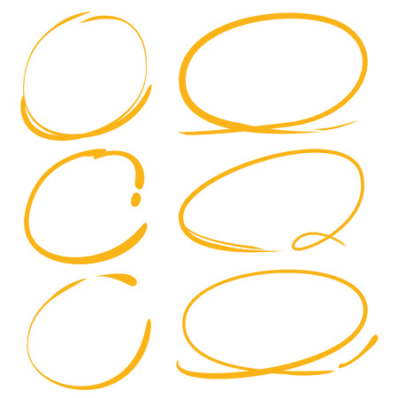 deletion: circles, sketch lines