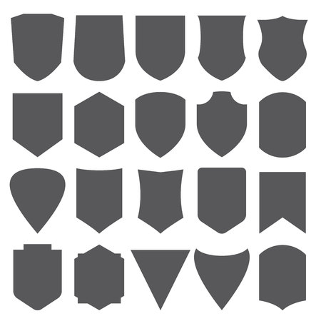 honour guard: shield icons