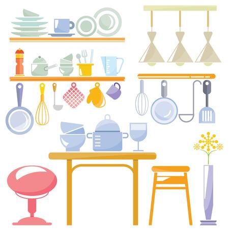 kitchen ware: kitchen
