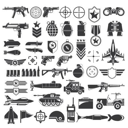 armas de guerra y los iconos