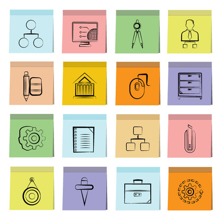 treatise: office icons