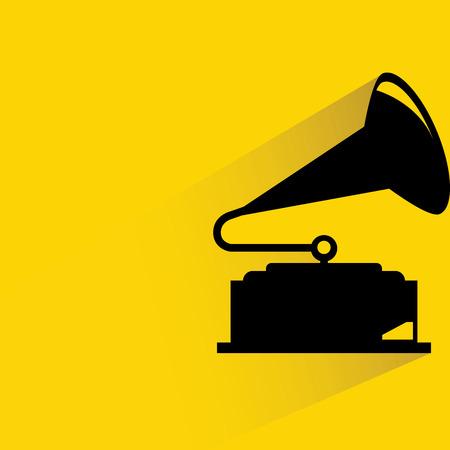 restored: phonograph
