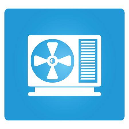 condenser: air compressor Illustration
