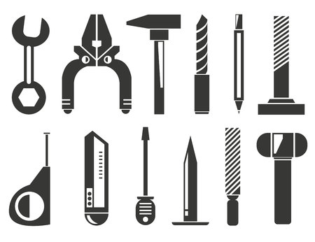 tooling: tool icons