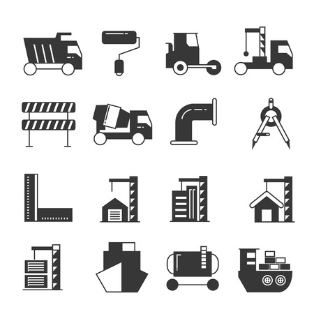 icons: construction icons