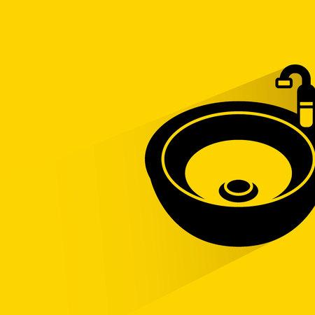 clean bathroom: sink