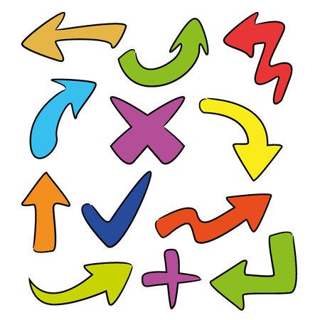arrows Vectores
