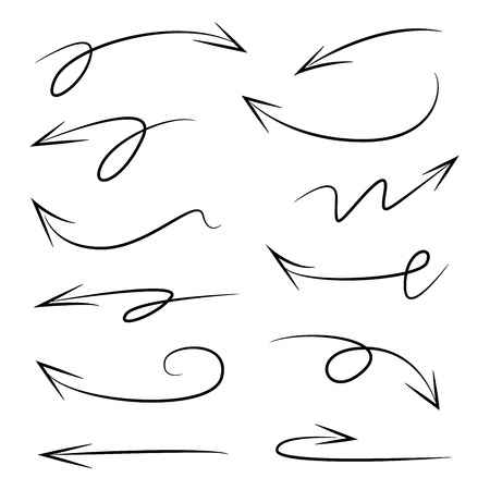 scribble: scribble arrows