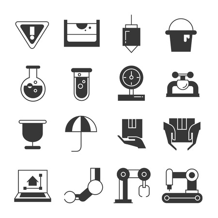 icons: construction icons, tool icons
