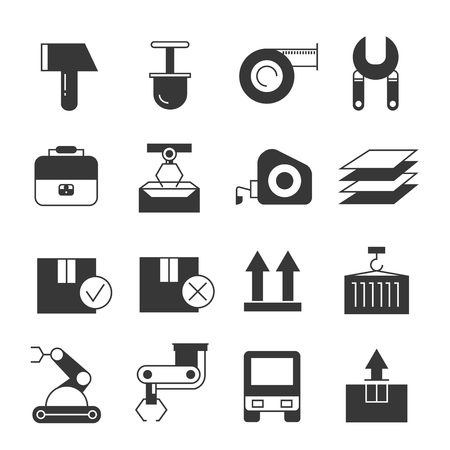 engineering tool: industry icons