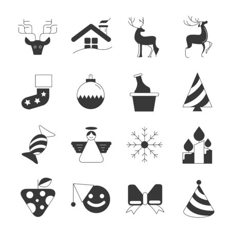 hollyberry: Christmas icons