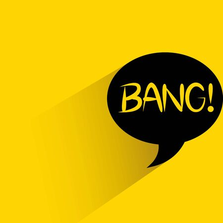 bang: bang Illustration