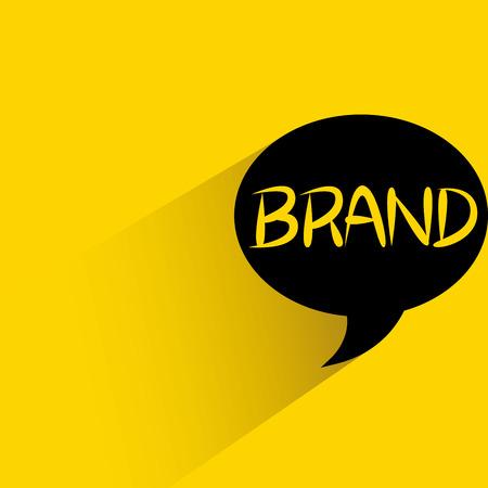 marca Ilustración de vector