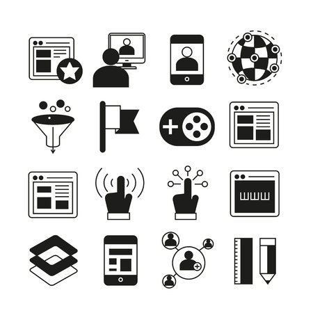 games hand: internet icons