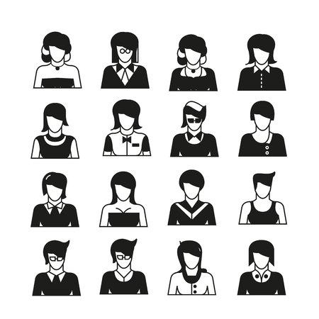 steward: woman avatar
