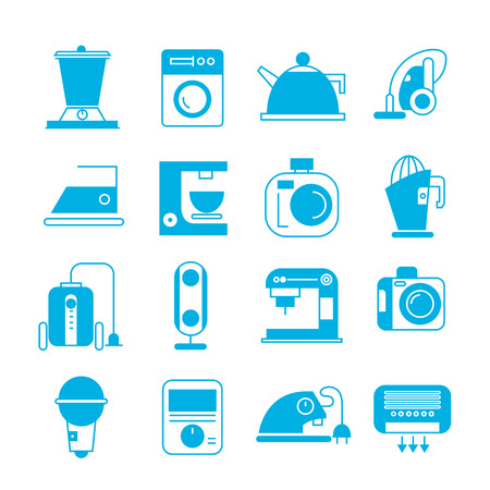 appliance: home appliance icons