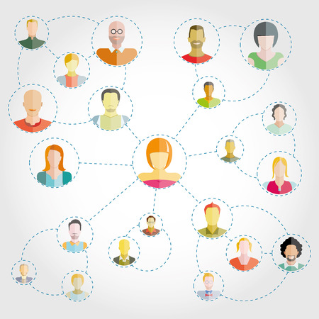 communication: people network