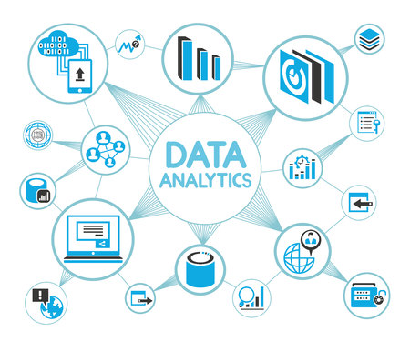 réseau d'analyse de données