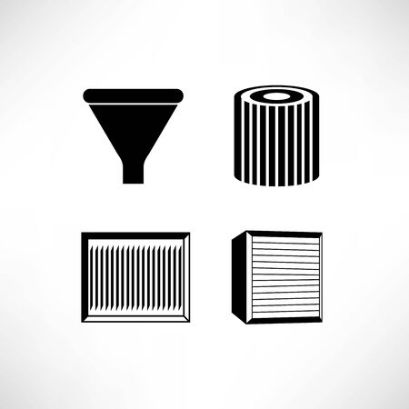 air filter icons