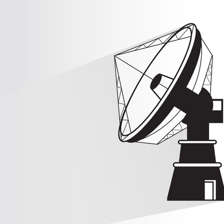 satellite dish antennas Banco de Imagens - 88048086