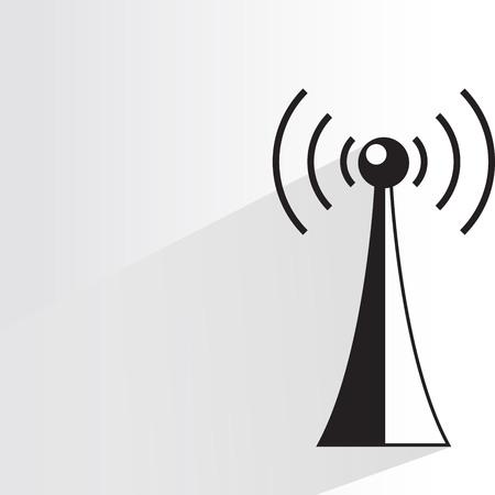 communication tower Banco de Imagens - 87988791
